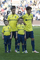 David Boysen (Br�ndby IF), Christian N�rgaard (Br�ndby IF)