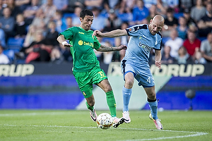 David Boysen (Br�ndby IF), Johnny Thomsen (Randers FC)