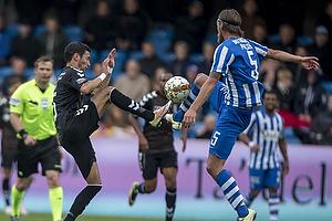 David Boysen (Br�ndby IF), Bj�rn Paulsen (Esbjerg fB)