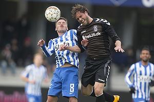 Johan Elmander (Br�ndby IF), Jeppe Andersen (Esbjerg fB)