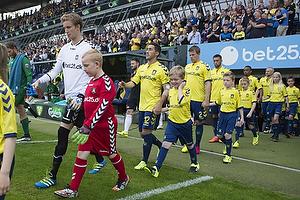 Frederik R�nnow (Br�ndby IF), Frederik Holst (Br�ndby IF)