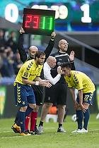 Johan Elmander (Br�ndby IF), Svenn Crone (Br�ndby IF)