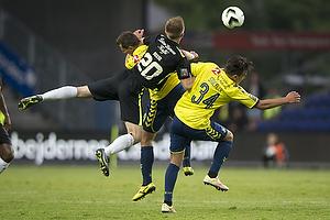 S�ren Reese (Viborg FF), Daniel St�ckler (Br�ndby IF)