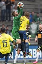 Peter Friis Jensen (Viborg FF), Jesper Lindorff Juelsg�rd (Br�ndby IF)