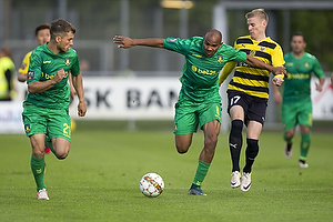 Rodolph William Austin (Br�ndby IF), Andrew Hjulsager (Br�ndby IF), Rune Hastrup (Hobro IK)