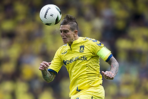 Daniel Agger, anf�rer (Br�ndby IF)