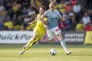 Andrew Hjulsager (Br�ndby IF), Simon Kroon (S�nderjyskE)
