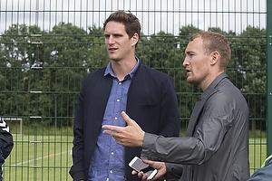 Benedikt R�cker (Br�ndby IF), Thomas Kahlenberg (Br�ndby IF)