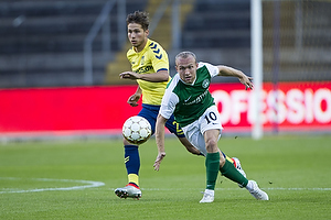 Andrew Hjulsager (Br�ndby IF), Dylan McGeouch (Hibernian FC)