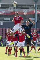 Christian Jakobsen (Br�ndby IF), Robert Skov (Silkeborg IF)
