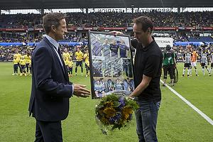 Troels Bech, sportsdirekt�r (Br�ndby IF), Jan Hoffmann (Br�ndby IF)