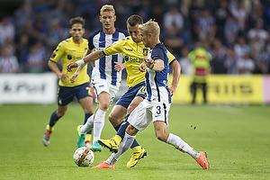 Kamil Wilczek (Br�ndby IF), Per Ciljan Skjelbred (Hertha BSC)
