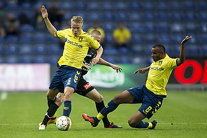Hj�rtur Hermannsson (Br�ndby IF), Rodolph William Austin (Br�ndby IF)