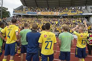 Svenn Crone (Br�ndby IF), Benedikt R�cker (Br�ndby IF)