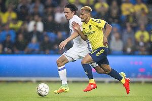 Hany Mukhtar (Br�ndby IF), Thomas Delaney (FC K�benhavn)
