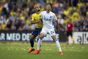 Hany Mukhtar (Br�ndby IF), Youssef Toutouh (FC K�benhavn)