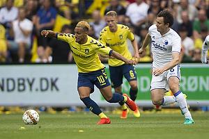 Hany Mukhtar (Br�ndby IF), William Kvist (FC K�benhavn)