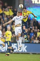 Benedikt R�cker (Br�ndby IF), Andreas Cornelius (FC K�benhavn)