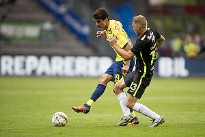 Christian N�rgaard (Br�ndby IF), Jeppe Gr�nning (Viborg FF)