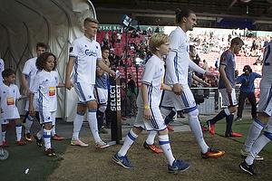 Ludwig Augustinsson (FC K�benhavn), Andreas Cornelius (FC K�benhavn)