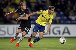 Andrew Hjulsager (Br�ndby IF), Joel Allansson (Randers FC)