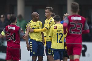 Rodolph William Austin (Br�ndby IF), Frederik Holst (Br�ndby IF)Frederik Holst (Br�ndby IF)
