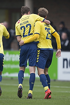 Christian Jakobsen (Br�ndby IF), Gustaf Nilsson (Br�ndby IF)