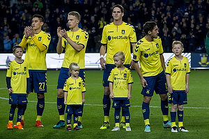 Svenn Crone (Br�ndby IF), Hj�rtur Hermannsson (Br�ndby IF), Benedikt R�cker (Br�ndby IF), Frederik Holst (Br�ndby IF)