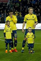 Svenn Crone (Br�ndby IF), Hj�rtur Hermannsson (Br�ndby IF)