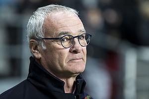 Claudio Ranieri, cheftr�ner  (Leicester FC)