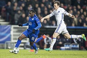 Jeffrey Schlupp (Leicester FC), William Kvist (FC K�benhavn)