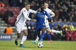 Mathias Zanka J�rgensen (FC K�benhavn), Jeffrey Schlupp (Leicester FC)