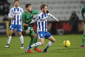 Andrew Hjulsager (Br�ndby IF), Rasmus Falk Jensen (Ob)