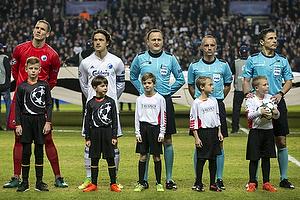 Thomas Delaney, anf�rer (FC K�benhavn), Robin Olsen (FC K�benhavn)