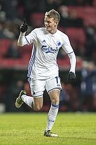 Kasper Kusk, m�lscorer (FC K�benhavn)