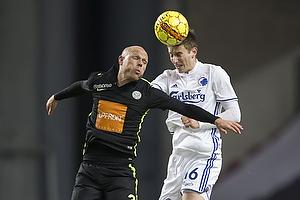 Jan Gregus (FC K�benhavn), Christian Keller (Viborg FF)