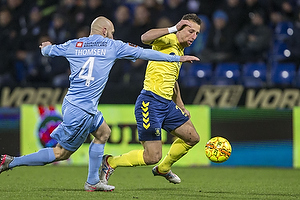 Johnny Thomsen (Randers FC), Kamil Wilczek (Br�ndby IF)