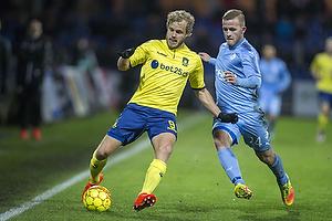 Teemu Pukki (Br�ndby IF), Marc H�jland Jepsen (Randers FC)