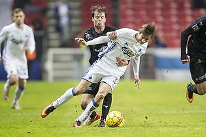 Rasmus Falk (FC K�benhavn), Nicolai Poulsen (Randers FC)