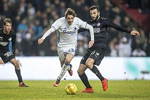 Rasmus Falk (FC K�benhavn), Joel Allansson (Randers FC)