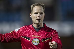 Michael Johansen, dommer