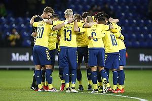 Kamil Wilczek (Br�ndby IF), Johan Larsson (Br�ndby IF), Teemu Pukki (Br�ndby IF), Lebogang Phiri (Br�ndby IF)