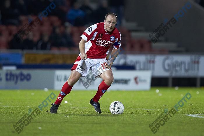 Henrik T�mrer Pedersen, anf�rer (Silkeborg IF)