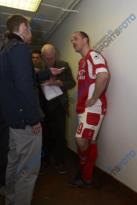 Henrik T�mrer Pedersen (Silkeborg IF)