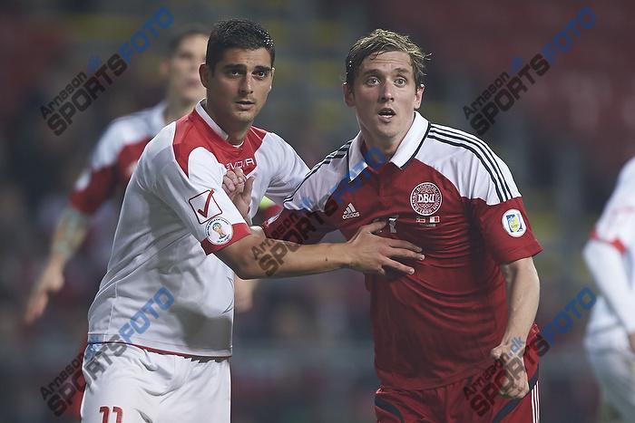 Morten Duncan Rasmussen (Danmark), Edward Herrera (Malta)