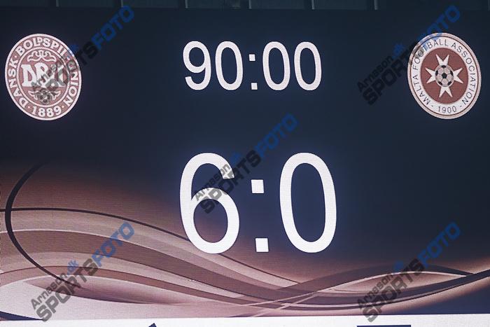 6-0 p� m�ltavlen