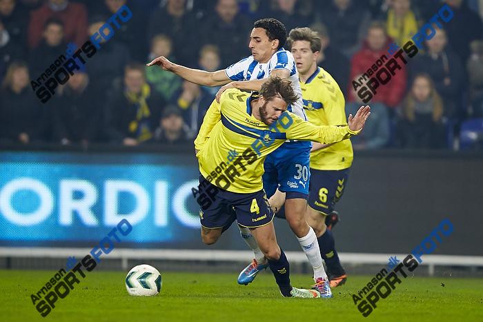 Daniel Stenderup (Br�ndby IF), Mustafa Abdellaoue (Ob)