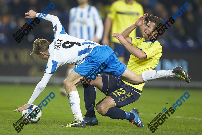 Ferhan Hasani (Br�ndby IF), Rasmus Falk Jensen (Ob)