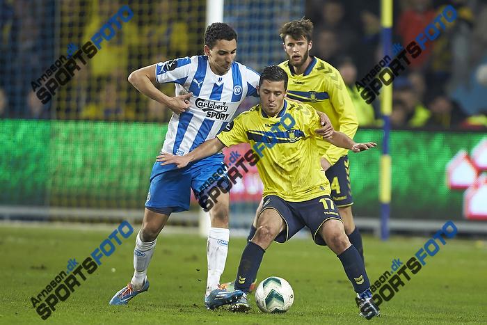 Mustafa Abdellaoue (Ob), Riza Durmisi (Br�ndby IF)