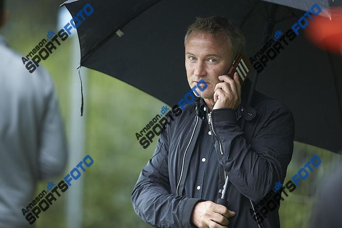 Jens �rgaard, fodboldagent